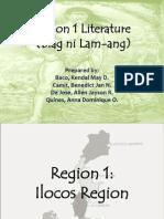 Region 1 Literature (Biag ni Lam-ang) | Wedding