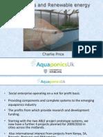 Aquaponics and Renewable Energy