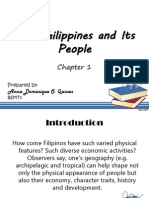 The Philippines and Its People
