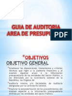 Guia de AuditoriSSS