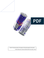 Redbull Marketing Strategy