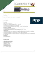 MEDIATENSION7 - Cables Semiaislados