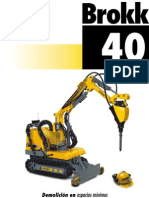 Brokk 40 ES