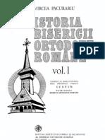 Pacurariu Mircea - Istoria Bisericii Ortodoxe Romane ( i )