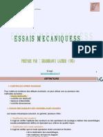 49939127 Cours 04 Essais Mecaniques 2