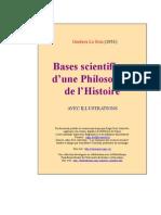 Le Bon, Gustave - Les Bases Scientifique de La Philosophie de l'Histoire [1931]