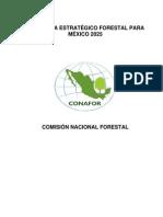 Mexico Plan Estrategico Forestal 2025