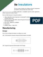 Composite Insulators