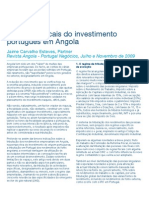 Artigo Investimento Pt Angola JCE Out 09