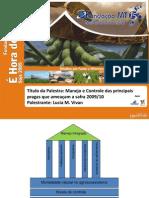 FMT Manejo Pragas