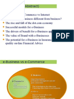 Benefits of eB-Diff eB & B
