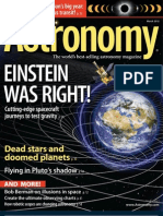 Astronomy Magazine - March 2012