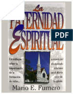 Mario E. Fumero-La Paternidad Espiritual