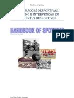Handbook of Spotting