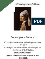 Week 13 Convergence Culture (RK)