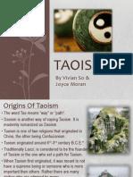 Taoism - Vivian and Joyce