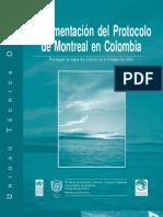 Implementacion Protocolo Montreal en Colombia