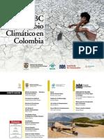 ABC Del Cambio Climatico en Colombia
