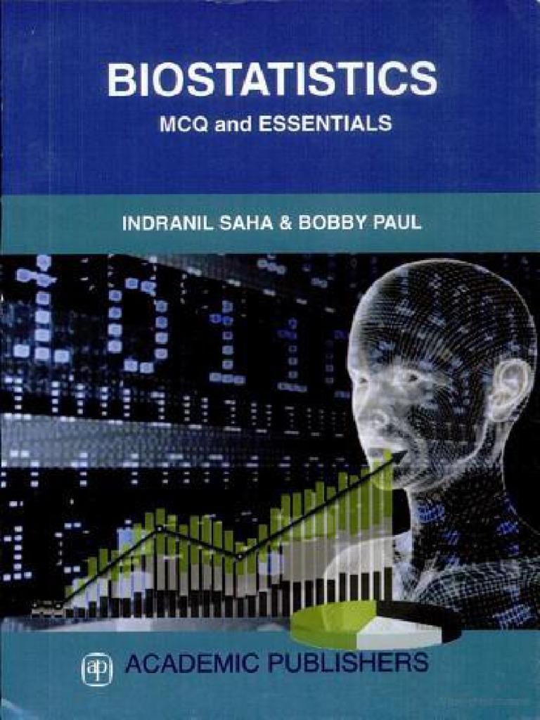 pdfmcq biostatistics with answer