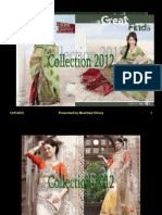 Lehenga and Saree Collection 2012