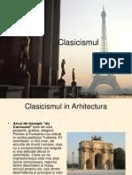 curentul clasicis