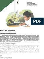 ESPAÑOL I - PROYECTO 8