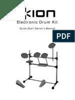 Ied01 Quickstart Guide