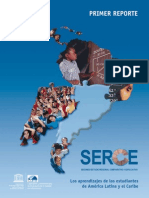 UNESCO LatinAmer Education Report 2006 (Español)
