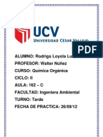 Hidrocarburos Alifaticos y Aromaticos Quimica 2