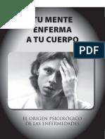 Resumen El Origen Psicologico de Las Enfermedades