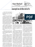 Boletín Informativo del  09/12/2012