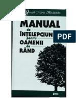 Joseph Maria Bochenski - Manual de intelepciune pentru oamenii de rand.pdf