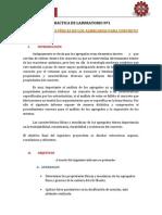 111PRACTICA DE concreto LABORATORIO Nº1