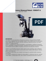 130001 Knight Eod Robot