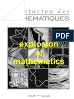 Explosion of Mathematics