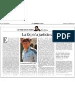 Pilar Rahola. La España Just Icier A