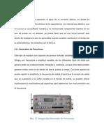 Impedancias en Equipos Electronicos