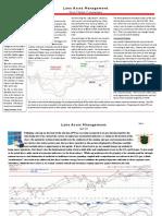 Lane Asset Management Stock Market Commentary for December 2012