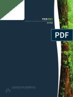 Relatório do Estado do Ambiente 2003 (Ministério do Ambiente)