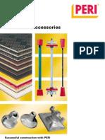 Peri Catalogue Formwork Accessories