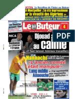 LE BUTEUR PDF du 04/02/2009