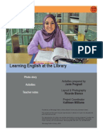 Learning English at the Library