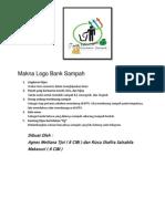 Makna Logo Bank Sampah