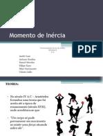 Fisica-Movimento de Inercia