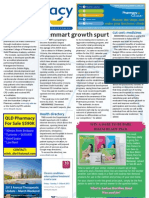 Pharmacy Daily for Mon 10 Dec 2012 - Chemmart growth spurt, Pharmacists cover costs, Health directory and much more...