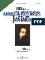 Zorrilla, Jose - Buen Juez Mejor Testigo, A