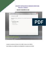Manual de configuración e instalación de Windows Server 2008