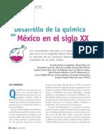 Desarrollo de La.quimica en Mexico en El Siglo XX