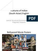 AAS 330 Features of Indian English