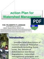 FM-S202B-Action Plan for Watershed Management by Felixberto Lansigan